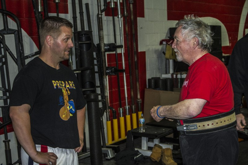 Todd and Jeff team elitefts