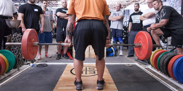 Building the Raw Deadlift