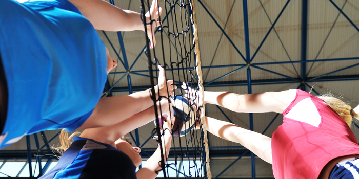 Q&A with James Smith: Upper Body Training for Volleyball Players