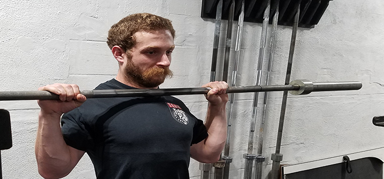 60 Second Fix: Overhead Press and Clean with Video