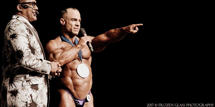 Another Victory at the 2017 IFBB Arctic Pro