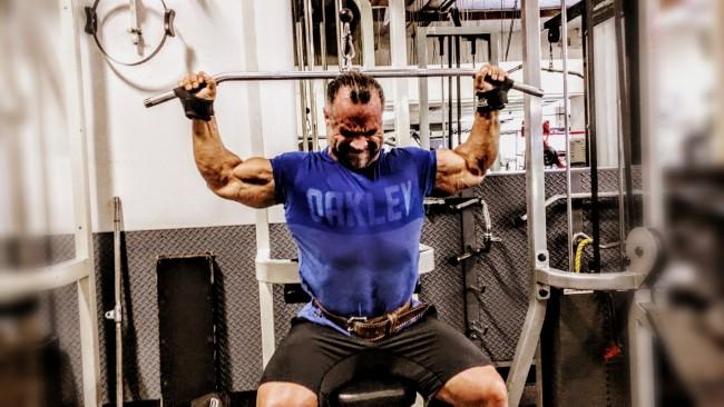 Memorial Day Back & Biceps