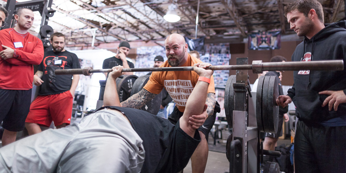 Great Bench Pressing Secrets Of The Pros