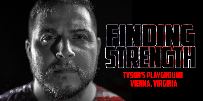 Finding Strength: Tyson's Playground