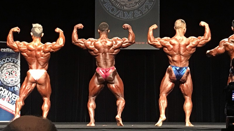 Back Double Biceps - top 3
