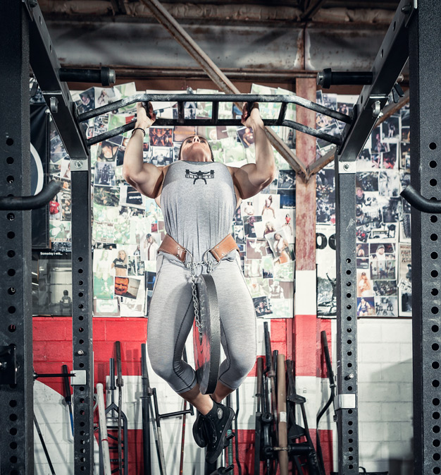 Maximize Your Pull-ups!