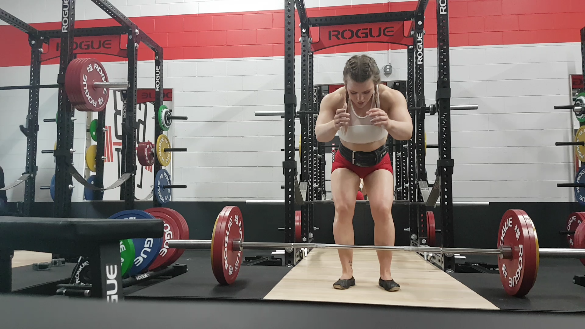 Canada Day Deadlift Training - 9 Weeks out
