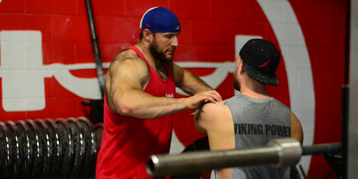 Priorities for the Powerlifter and Bodybuilder — Upper Body Mobility and Stability