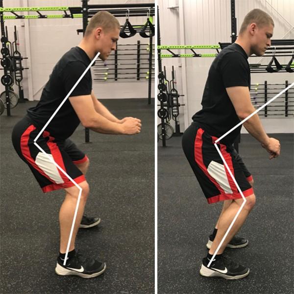 partial squats