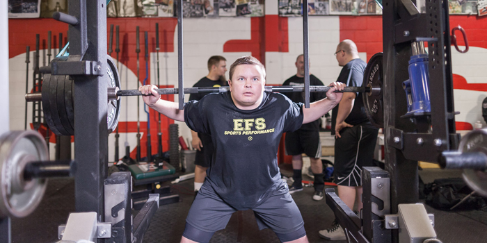 Building the Raw Powerlifting Total