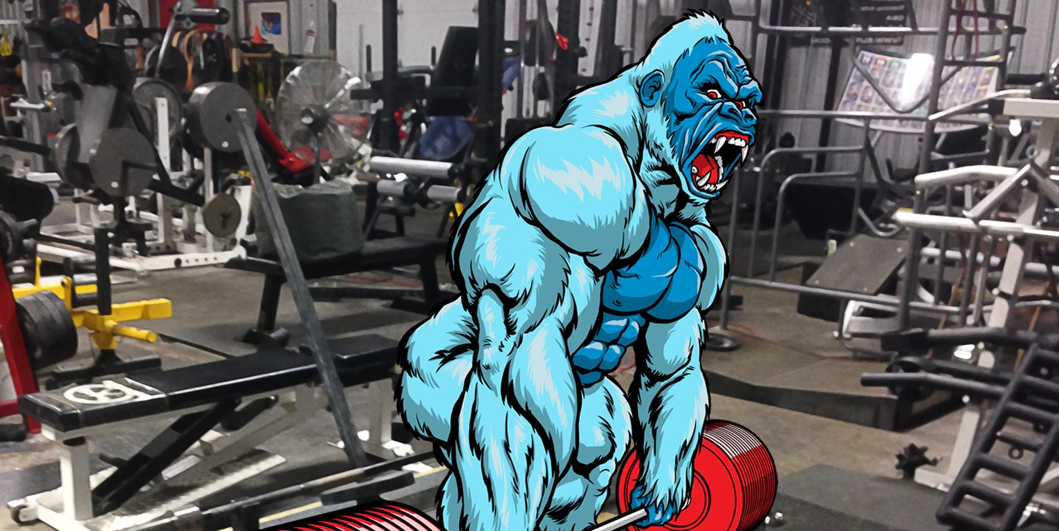 Dead Lift with specific intent