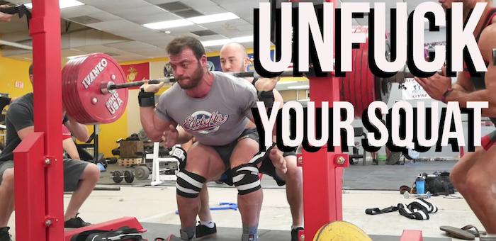 WATCH: Un-Fuck Your Squat