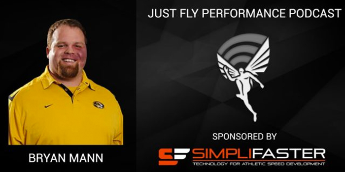 LISTEN: Just Fly Performance Podcast — Episode 42 with Dr. Bryan Mann