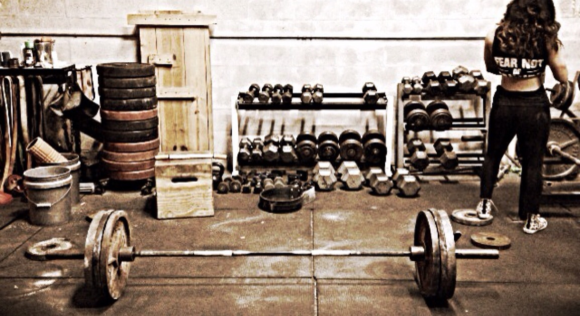 Training - Bench and Deads