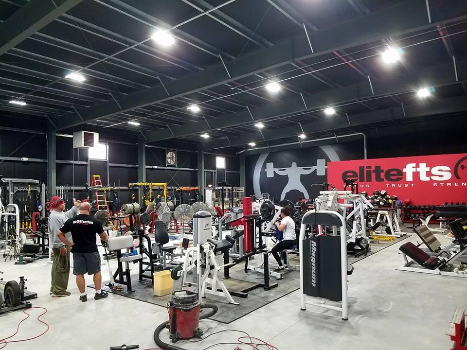 April 2020 Gym Tour & Help Wanted