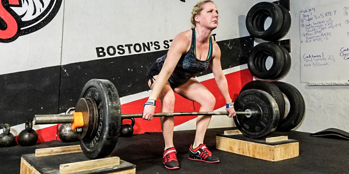 Build Your Deadlift with the Snatch Grip Deadlift