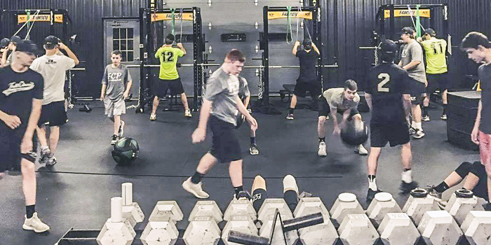 Full Circuit Athletics and the Role of Strength and Conditioning for Baseball Players