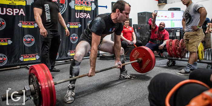 From the Judge's Chair: The Deadlift