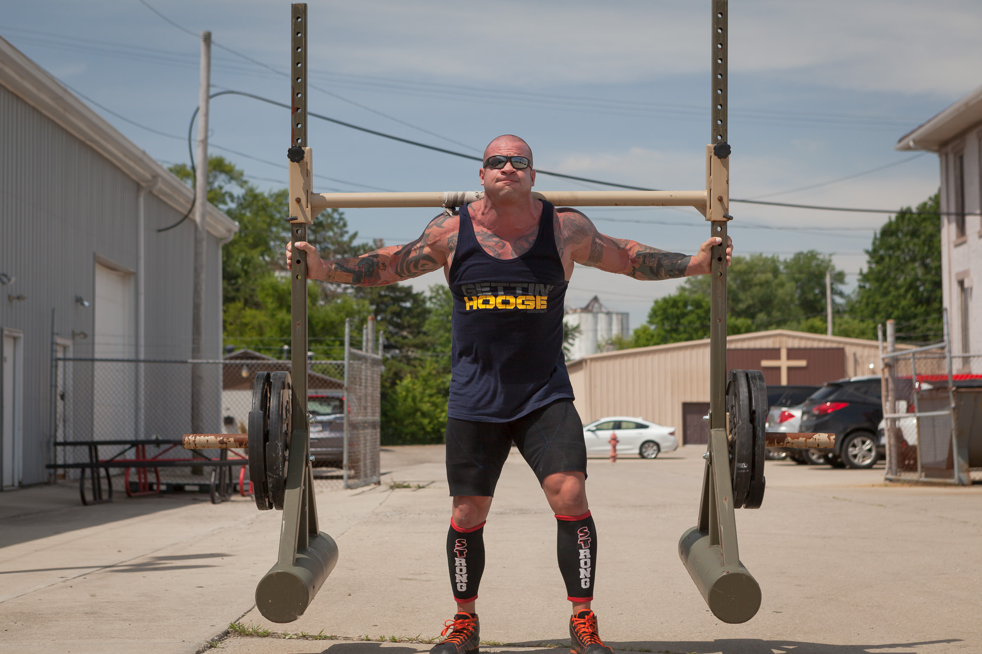 5/3/1 for Strongman: Programming Adjustments, Competition Prep, and