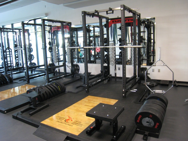 The Squat Rack The Heart Of The Weight Room Elite Fts