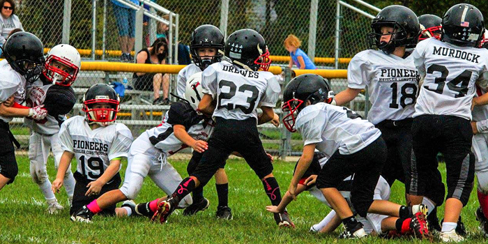Programming for Athletes — The Youth Athlete: Grades 1-3, Ages 6-9