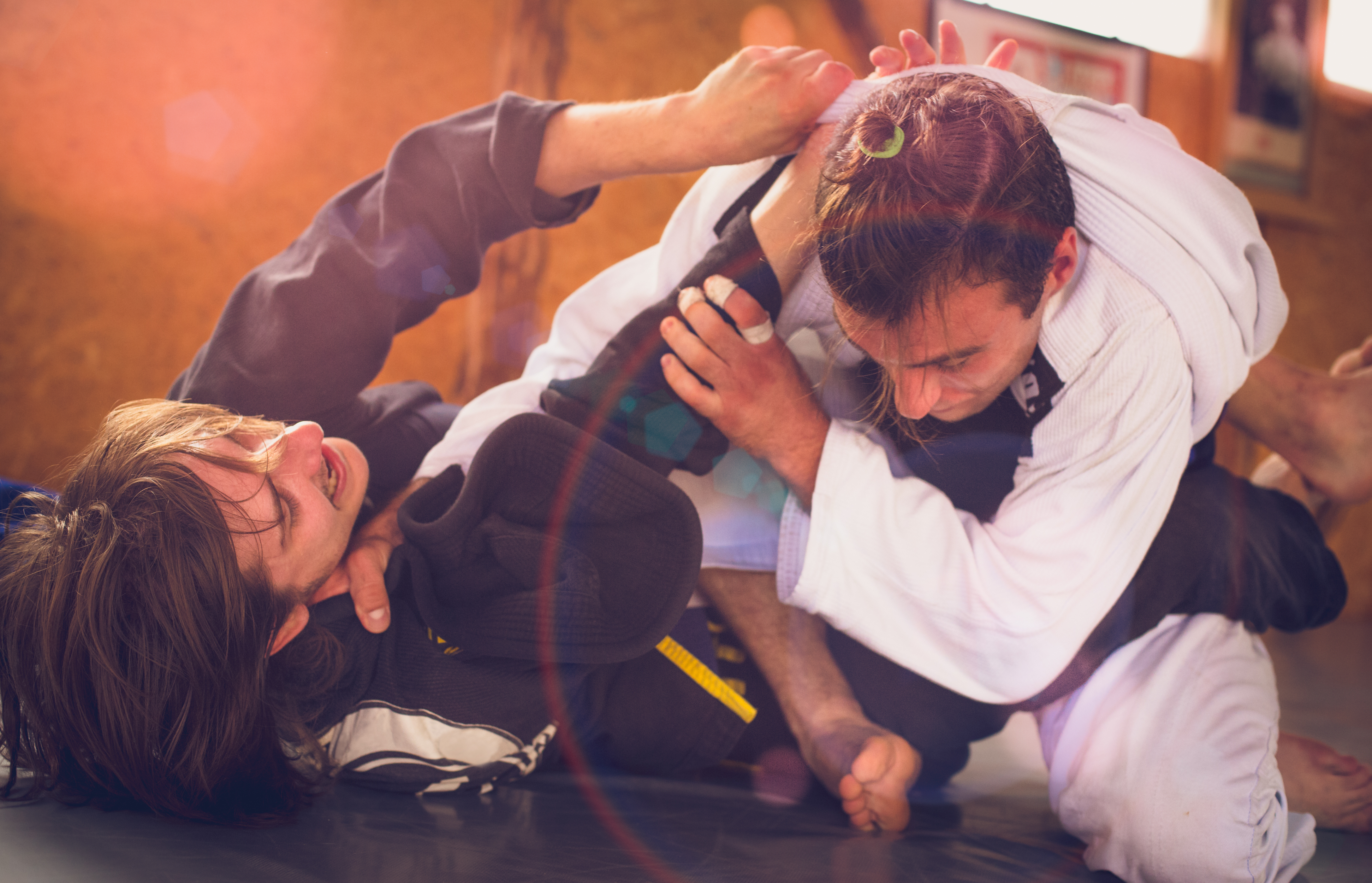 Powerlifting to Brazilian Jiu-Jitsu: Adapting as an Athlete
