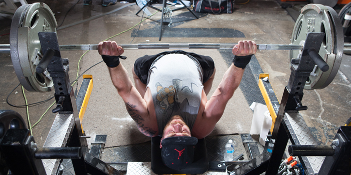 8-Week Base Building Program for Busy Lifters