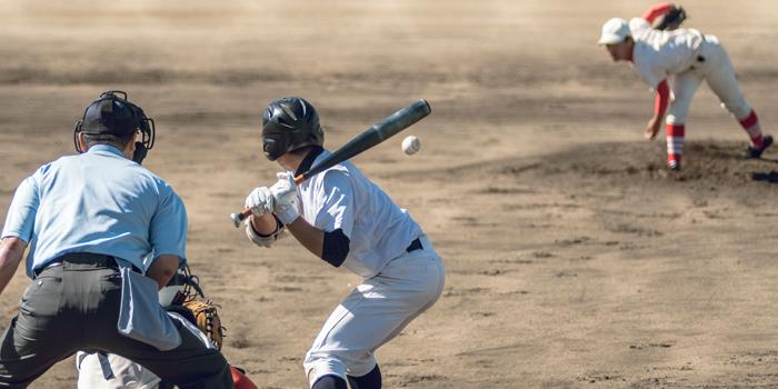 Baseball Players and Thoracic Rotation
