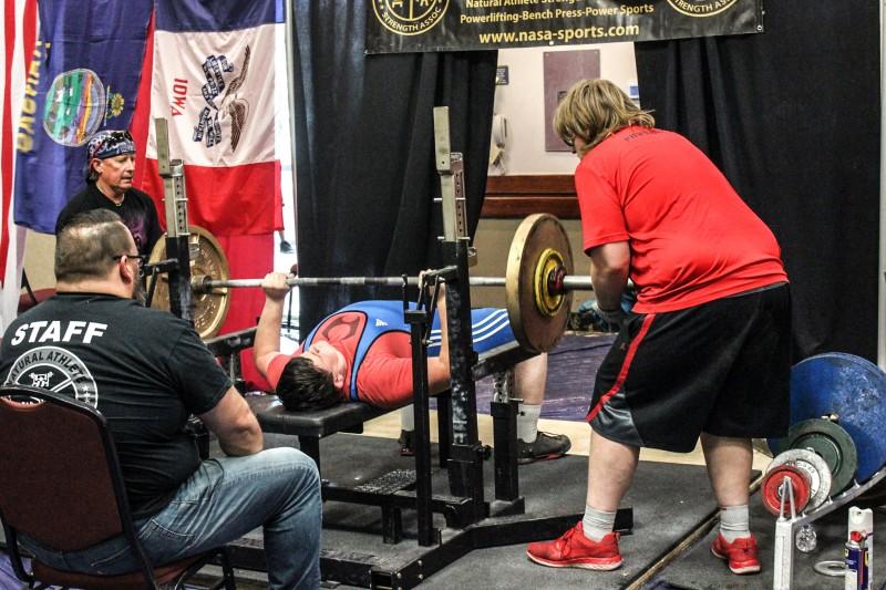 bench powerlifting coach