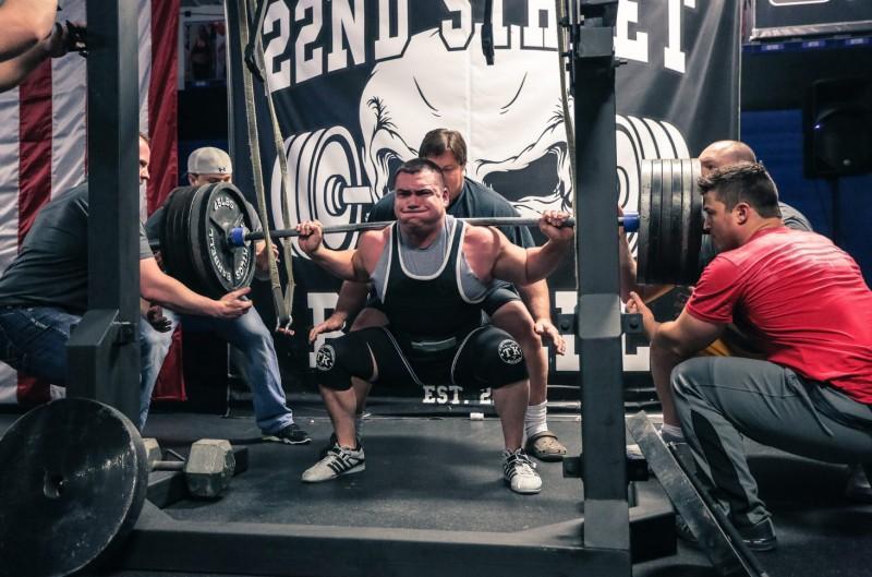 josiah competing