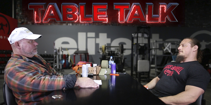 WATCH: Table Talk with Dan Green — Block Pulls and Hip Position in the Sumo Deadlift