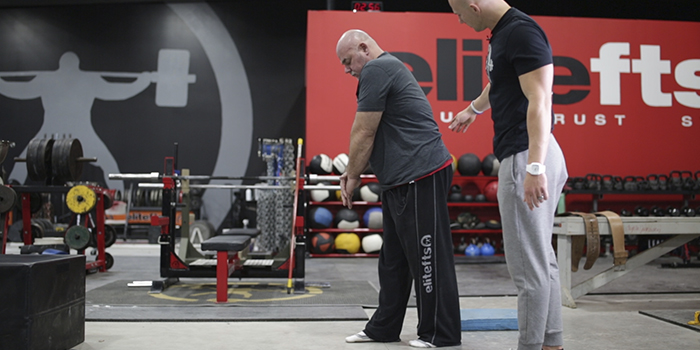 WATCH: Fixing Dave Tate — Orthopedic Evaluation