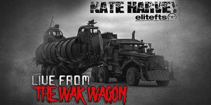 WAR WAGON 40