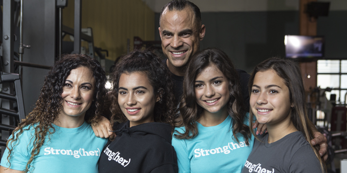 Married to a Bodybuilder: Three Women Share Their Support Role Perspectives