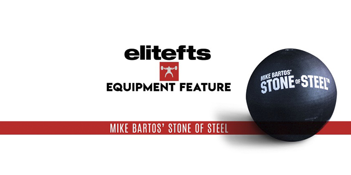 WATCH: Equipment Feature — Mike Bartos' Stone of Steel
