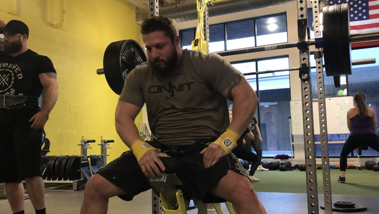 Try This On Your Next Incline Bench Day