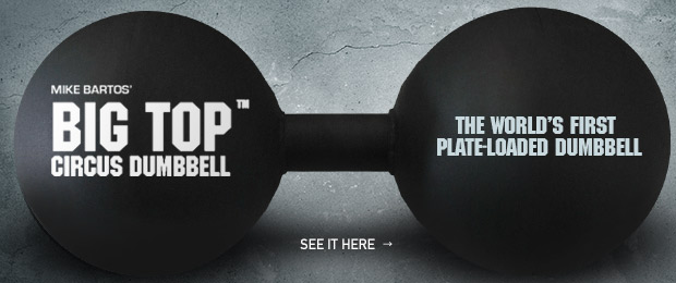 big-top-circus-dumbbell-home