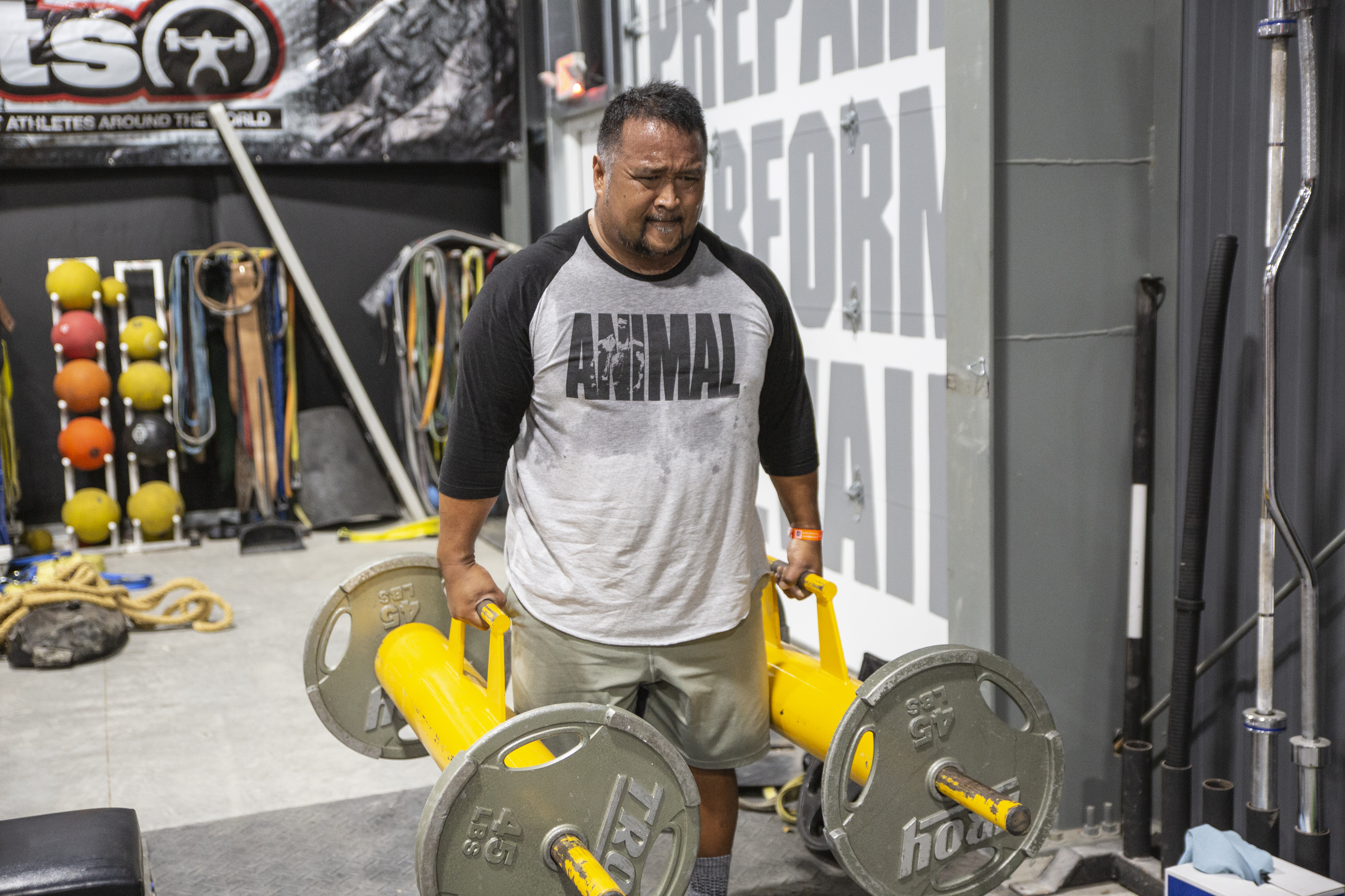 The Future of Strongman / Elite FTS