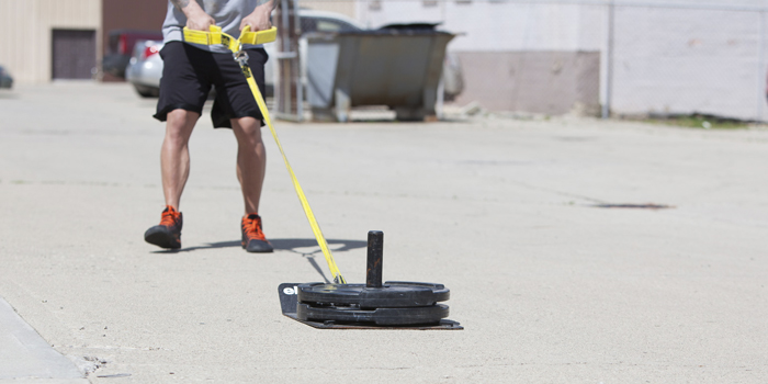 Sled Walking: The Mindless Exercise That Shouldn't Be So Mindless