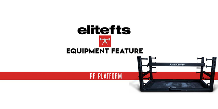 WATCH: Equipment Feature with Mike Bartos — PR Platform