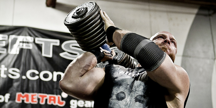 The Top 5 Accessory Lifts to Improve Your Strongman Press
