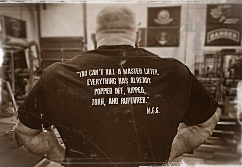masterlifter shirt 1MGG size 400