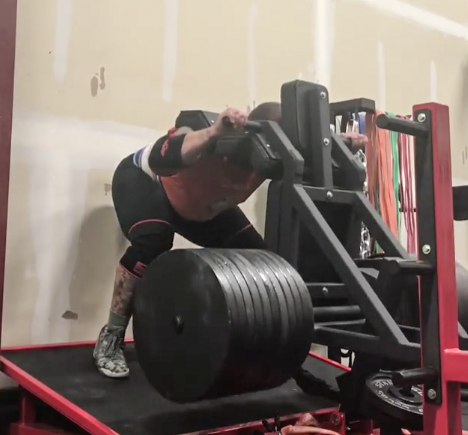 power squat RA
