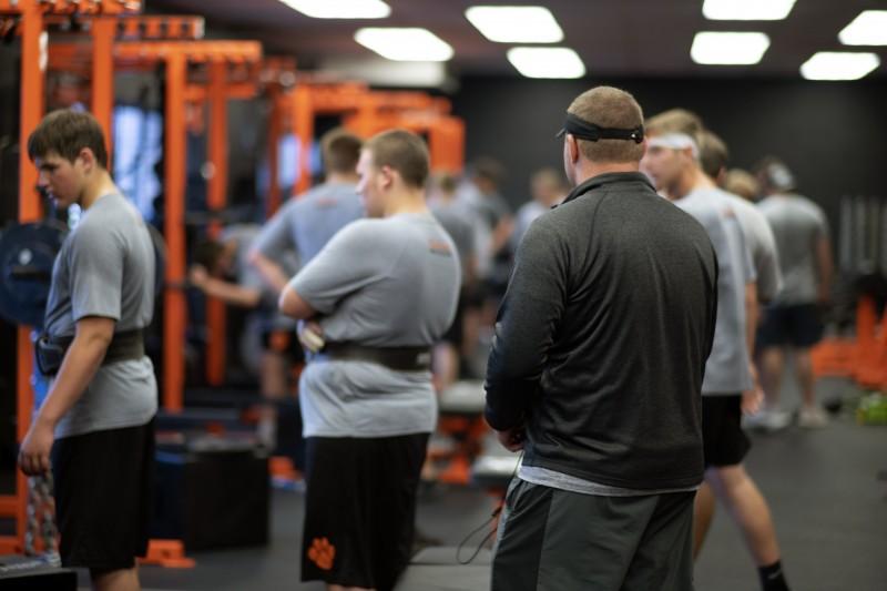 strength coach job