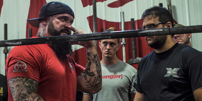 WATCH: Learn to Train X — The Squat Checklist with Swede Burns
