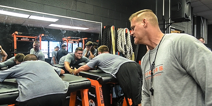 WATCH: Strength Training Program at Waverly High School Boosts Athletics and Promotes Student Health