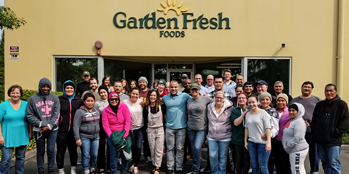 Defining the Core Values of Garden Fresh Foods