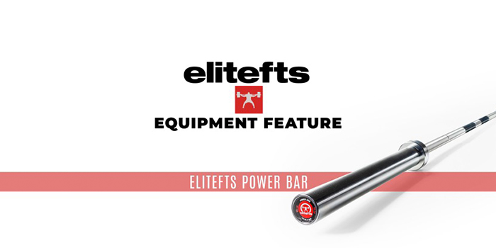 Equipment Feature — elitefts Power Bar