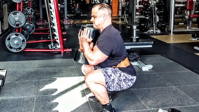 Saturday Leg Workout