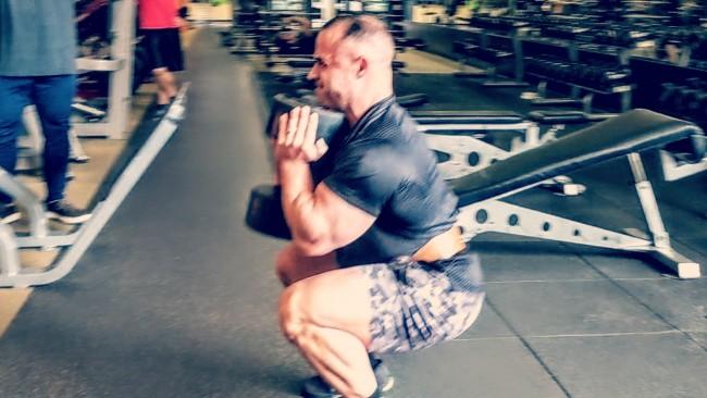 Leg Training GIANT Set